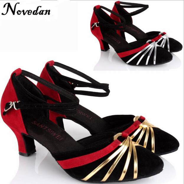 DB24225 closed toe latin salsa dance shoes-16_