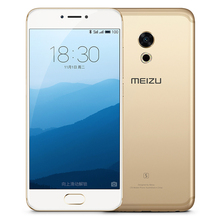 Original Meizu Pro 6S 64GB 4GB Mobile phone Android Helio X25 Core 5.2inch 1080P 12.0 MP Cell Phone 4G LTE(China)