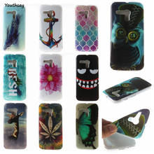 Youthsay For Motorola Moto G Case IMD Painting Pattern Soft TPU Cover For Motorola G Phone Case XT1028 XT1031 XT1032 Phone Cover