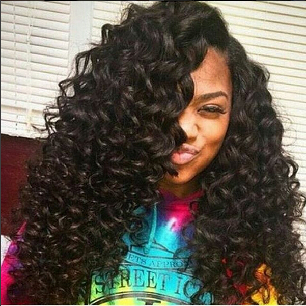 Tissage Malaysian Lisse Grade 7a Unprocessed Virgin Hair 3 Bundles Milky Way Wet And Wavy Human Hair Malaysian Deep Wave<br><br>Aliexpress