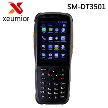 Wireless Rugged Android Handheld Data Terminal PDA Barcode Scanner with Bluetooth,3G.WIFI,NFC.GPS,.