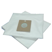 vacuum cleaner parts filter bag suitable for LG SAMSUNG GOLDSTAR PAPER Dust BAGS VC9000 series VP77(China)