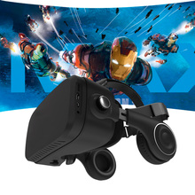 Android 5.1 VR 3D Glasses Headset Goggles Virtual Reality 1920*1080p HDMI Full HD 5.5 inch Screen VR All In One High Quality