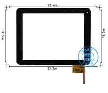 New Capacitive touch screen touch panel digitizer glass replacement for 9.7' inch ONN M3 HKC S9 Pipo Max M1 Tablet Free Shipping