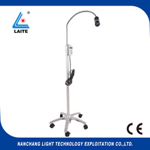 12w LED Surgical Oral Exam Light examination light ent dental mobile exam lamp free shipping(China)