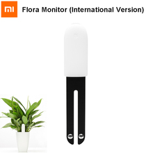 Original Xiaomi Mi Flora Monitor Flower Care Smart Monitor Plant Tester Light Monitor Flora Sensor with Bluetooth Connection(China)