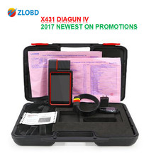 Newly X431 diagun iv 2017Orignal Launch X431 Diagun IV Full System Diagnostic Tool Update Online diagun iv DHL Free on Promotion