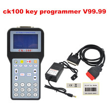 2016 Promotion The Latest Generation V99.99 CK100 Auto Key Programmer CK 100 With Multi-language OBD2 Car Key Programmer CK-100(China)
