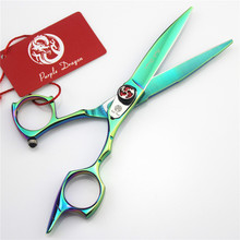 5.5 inch professional hair scissors high quality barber scissors hairdressing tijeras scissors for haircut forbici capelli
