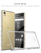Buy imak Wear Transparent Crystal Shell Phone Cases Sony Z5+ Cover case,Original iMak Hard Case Sony Xperia Z5 Premium Case for $4.16 in AliExpress store