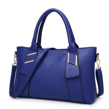 New European Fashion Promotion Handbag Shoulder Bag Hand All-match Diagonal Bags Wholesale Manufacturers Five Colors(China)