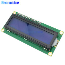 IIC/I2C 1602 LCD Display Module LCD-1602 I2C Blue Display 5V For Arduino