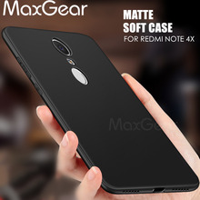 Buy MaxGear Luxury Scrub Silicone Soft TPU Case Xiaomi Redmi Note 4 4X Ultra Thin Soft Cover Cases Xiaomi Redmi 4X 4 4 Pro for $1.44 in AliExpress store
