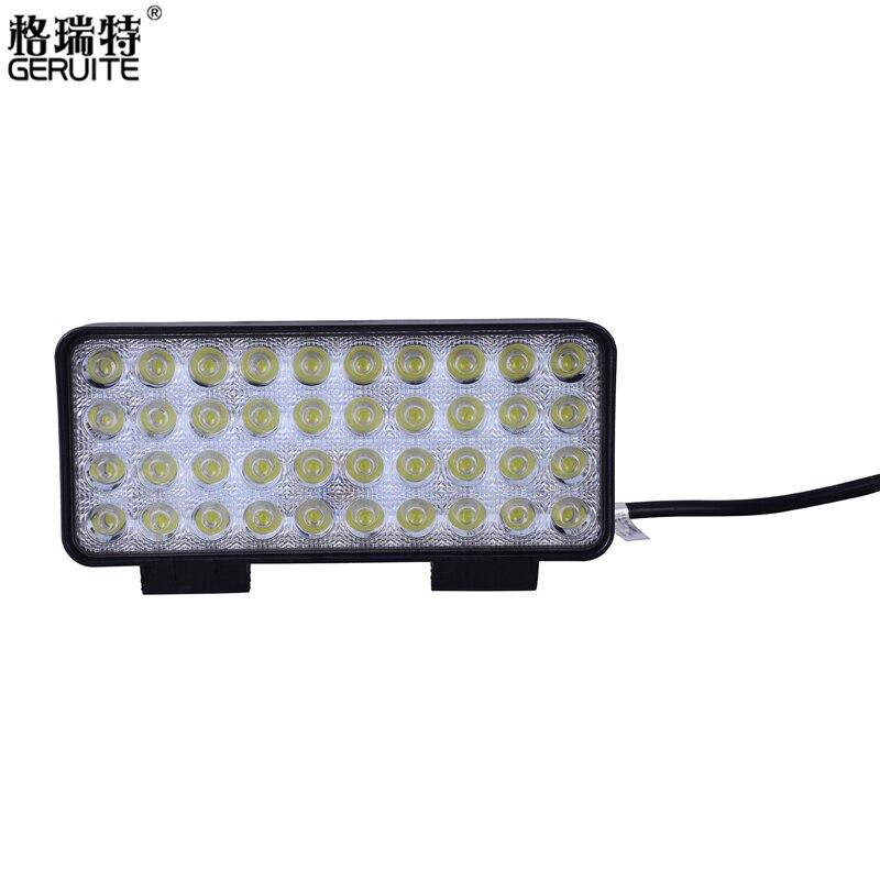 4PCS High Power Car Headlight 120W Ultra Bright Head Light Bar Spot Beam Work Driving Head Lamp Indicators Offroad Car Tractor<br><br>Aliexpress