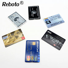 Top 64gb USB memory stick 32gb pendrive country Bank Credit Card Shape USB Flash Drive Pen drive 4gb 8gb 16gb u disk