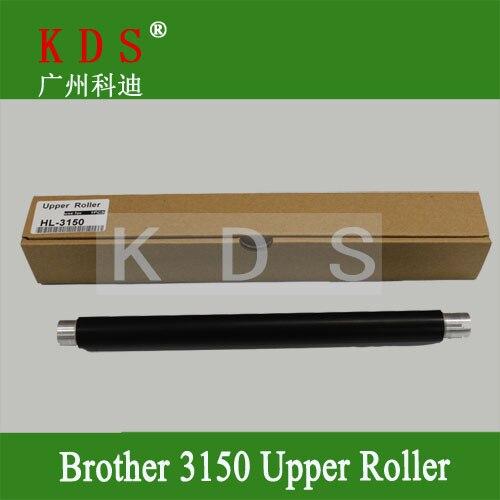 1pcs Original New Fuser Rolle for Brother MFC 9340 HL 9020 9140 9200 3150 3170 Upper Roller  Heat Roller<br><br>Aliexpress