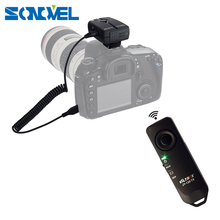 Wireless Remote control Shutter Release For Canon EOS 50D 40D 30D 20D 10D 7D 6D 5Ds 5Ds R 5D Mark II 5D Mark III 7D Mark 1D 1Ds