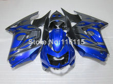 Fairing kit for Kawasaki Ninja fairings 250r 2008-2013 2014 injection molding EX250 08-14 black blue customize set ZX250 NZ37