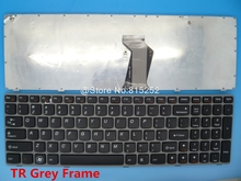 Laptop Keyboard For lenovo Z560 Z560A Z565 Z565A Z580 Z580A Z585 Latin America LA Nordic NE Turkey TR Russia RU Czech CZ New