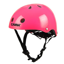 CAMNA 2017 new outdoor climbing mountaineering safety helmet for children children's playground for expanding Adventure Park