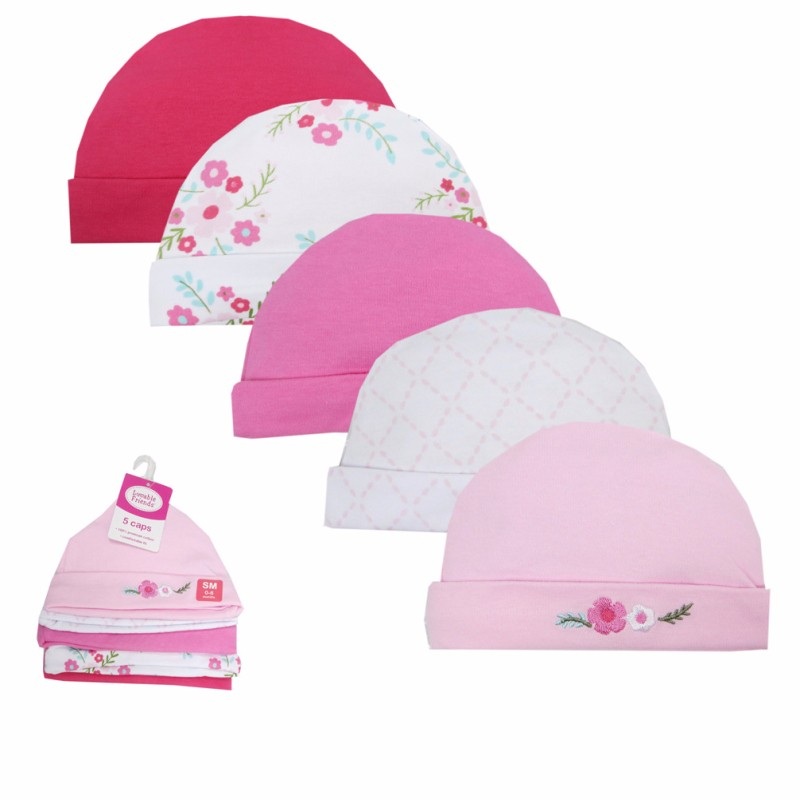 Aliexpress Com 5 Piece Lot Baby Hat 2017 New 100 Cotton Cap Infant Hats Caps Toddler Boys S Gift From Reliable