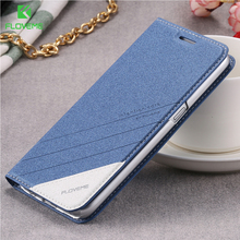 FLOVEME Flip Case for Samsung Galaxy S7edge S6 edge Plus S5 S8 Plus Cover Bag Luxury Leather Holster Bags Coque Shell Funda Capa(China)