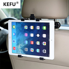 KEFU Car Back Seat Headrest Mount Holder For iPad 2 3/4 Air 5 Air 6 ipad mini 1/2/3 AIR Tablet SAMSUNG Tablet PC Stands Car