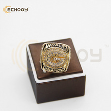 1996 green bay packers super bowl Championship Ring for favre 4# WITH BOX that a best gift ring for sports fans and boyfriend(China)