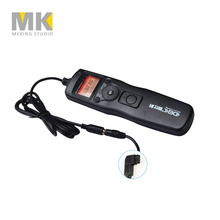 DBK-7003 Intervalome Time Lapse Wire remote timer control shutter release cable trigger for Sony a100 a200 a300 a350 a700 a900(China)