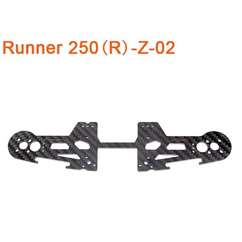 Original Walkera Runner 250 Advance FPV Quadcopter Spare Part Front Motor Fixed Plate Runner 250(R)-Z-02<br><br>Aliexpress