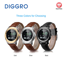 Diggro LEM1 Bluetooth Smart Watch Smartphone Mate HD Screen Siri Call Music Reminder Anti-lost for Android IOS Sports Partner(China)