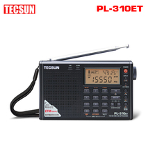 TECSUN PL-310ET FM AM MW SW LW DSP Receiver WORLD BAND Shortwave RADIO Digital Demodulation Stereo Radio Receiver Drop Shipping