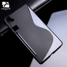 Soft TPU GEL Cellphone Rubber Skin Cover Cases For BQ Aquaris E6 High Quality Slim S Line Anti-skiding Back Case Housings Shell