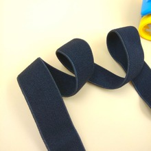 Hight Quality Soft Elastic Band Webbing 20MM Width Black Straps DIY Pregnant Women Children Graments Accessories(China)