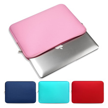 2017 Fashion new 11 13 14 15 Laptop Bag For Notebook Computer 11.6 13.3 15.4 Sleeve Case For apple Macbook Air Pro Retina