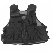 Outdoor Tactical Vest Combat Militsry Army Airsoft Hunting Vest for War Game Camping Hiking