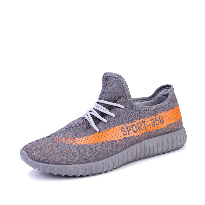 2017 Spring Breathable Air Mesh Shoes Casual Couple Shoes 350 Superstar Shoes Fly weave Coconut shoes Basket Fmme Zapatos Hombre<br><br>Aliexpress