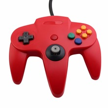 New USB Handle Game Controller Gamepad Joystick for Nintendo 64 N64 System  Windows  Mac 5 Colors Optional High Quality