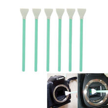 1 Set Camera COMS Sensor Optical Dust Cleaning Kit 4pcs Dry 4pcs Wet Cleaner Pen For Canon Nikon Camera Lens Sensor  T0.3
