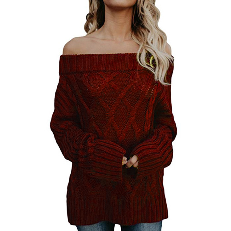 Detail Feedback Questions about 2018 Knitting Sweater Autumn And ... 1f87b179750b