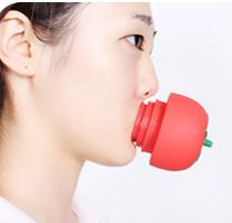 1PC Tomato Sexy Full lip plumper Enhancer lips plumper tool device Or Super Suction Family Body Cupping Cups Massage silicone<br><br>Aliexpress