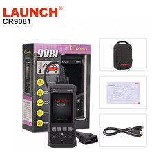 Buy Launch DIY Scanner CReader 9081 Full OBD2 Scanner/Scan Tool Diagnostic OBDII+ABS+SRS+Oil+EPB+BMS+SAS+DPF Injector program CR9081 for $189.99 in AliExpress store