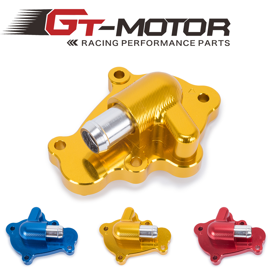 GT Motor - CNC Motorcycle Water Pump Cover Protector For Honda CRF 250 L M CRF250L CRF250M 2012 2013 2014 2015<br>
