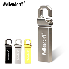 High quality Super Mini USB Flash Drive Portable usb 2.0 Pendrive 64gb 32gb 16gb 8gb usb stick for PC Pen Drive Customized Logo
