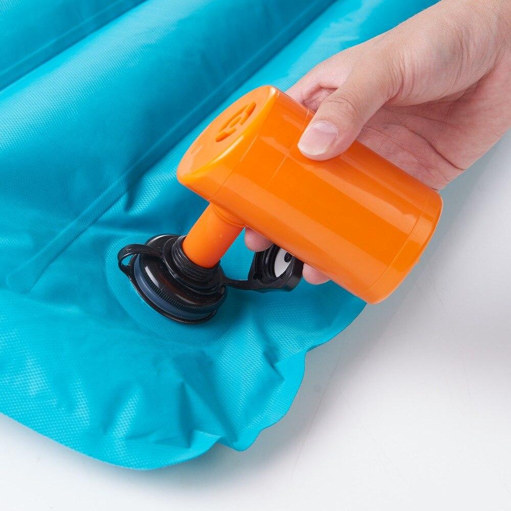 Naturehike factory store Portable pocket electric inflatable pump for moistureproof mat matress cushion pillow<br>