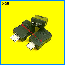 2pcs XGE Micro USB JIG download mode dongle for Samsung Galaxy S4 S5 S6 S7 S3 S2 S S5830 N7100 repair tools high quality(China)