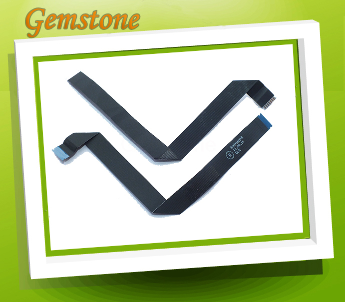 5pcs/lot Trackpad Touchpad Flex Cable For Macbook Air 13 A1369 A1466 593-1428-A Trackpad Cable 2011 2012<br>