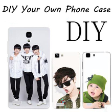 HOT! Customized Cell Phone Case Personalized DIY Custom Printed Hard Back Case Cover For Lenovo P70 A3800 S820 S920 S930 K920