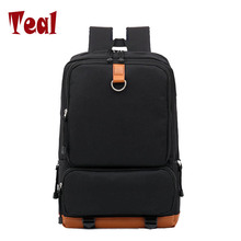 2017 new student bag Oxford men and women backpack Travel High Quality tote famous designer brand bag Teenager school bag(China)