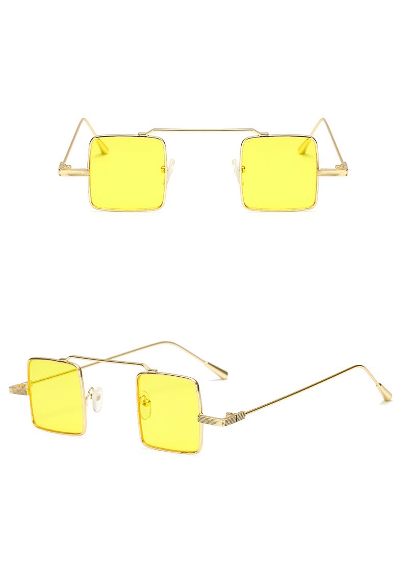 european small square sunglasses women retro 0319 details (10)